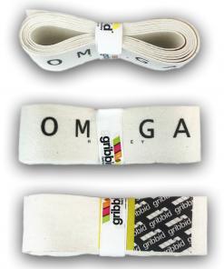 Omega Hockey White Grip