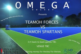 ⭐️ITS OFFICIAL⭐️ . TeamOH are setting up a sponsored charity mixed match day on Sunday 18th October! . If you're sponsored player or use our products, in the UK and interested in playing please visit our Facebook event to register your interest! . We will have 2 separate teams. TeamOH Forces Vs 2/3 Teams of TeamOH Spartans. (TBC) . Depending on recent Covid guidelines we are only allowed to select a number of players but this might change. . Venue is still TBC but we will know more as the weeks go by Team shirts will be provided . . If you're not sponsored but still want to be involved we will be asking for volunteer UMPIRES PHOTOGRAPHER VIDEOGRAPHER REFRESHMENT VAN . We are raising money for some great charity's including @hockey_4_heroes @royalbritishlegion . . Supported by @mdheating . . See you there! . . #oh #teamoh #spartans #charityday #teamohforces #vs #teamohspartans #standout #begameready #conquerthegame #becometheomega