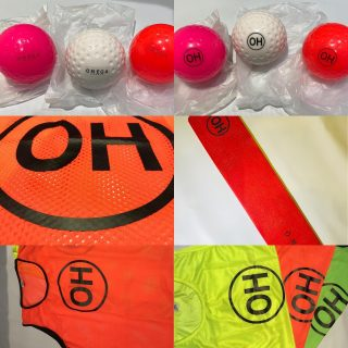Our new exciting coaching range will be available for individual purchase with our new range next season! But if any clubs or county teams would be interested you can now pre order some of the items, just drop us a message or email! More items will be added soon. . . . #oh #teamoh #coaching #range #bibs #flatmarkers #balls #standout #conquerthegame #becometheomega